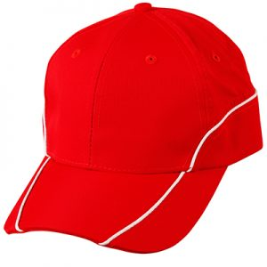 Red Active Hat