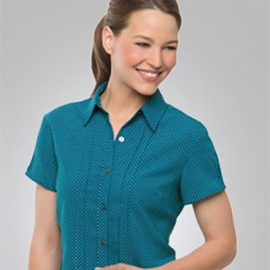 Teal Short Sleeve Shirt